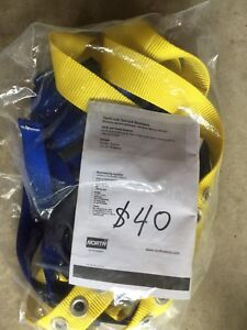 Safety  Fall arrest harness