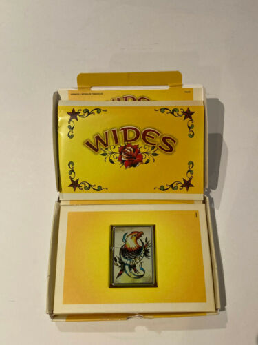 Camel Wides Tattooed Inspired Cigarette Lighter Limited Edition - LIBERTY EAGLE