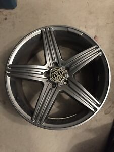"2007-2012 Mercedes Benz GL series 19"" rims"