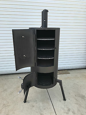 New Patio Custom Bbq Pit Smoker