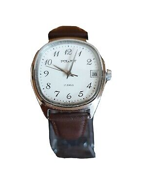 Gents Poljot Vintage Russian Watch