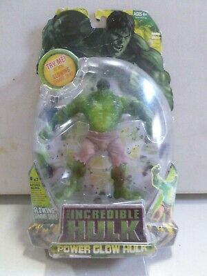 Sealed The Incredible Hulk Magnetic Drawing Board Glow in Dark Pen HTF