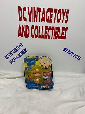 eractive World Halloween Stewie Action Figure MIB Playmates! (Halloween Family Guy)