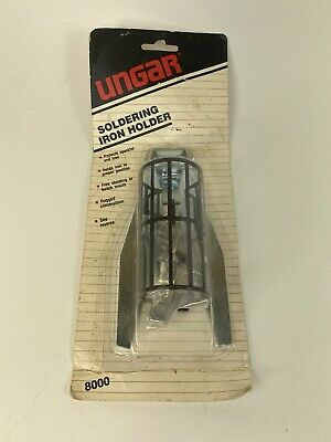 Ungar 8000 Soldering Iron Holder New Old Stock
