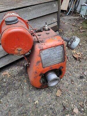 Villiers Howard 200 Rotavator Engine Spares Or Repair