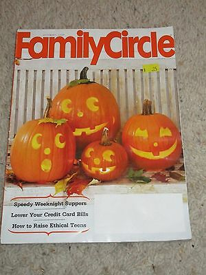 Family Circle Halloween Decorating Ideas OCT 2009](Halloween Decor Ideas)