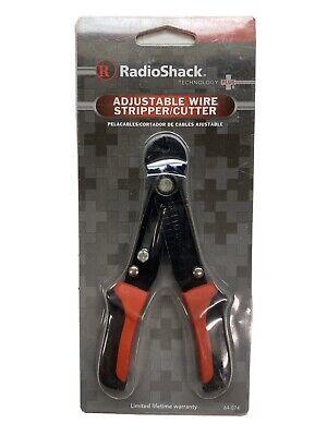 Radio Shack 10-30 Gauge Wire Stripper / Cutter 640-0074 Brand -