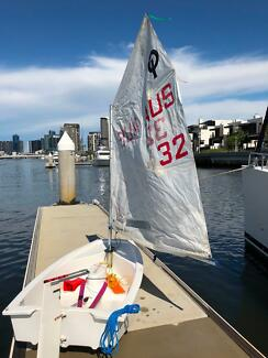 Optimus sailing Dinghy