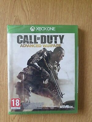 Call Of Duty Advanced Warfare sealed xbox one
