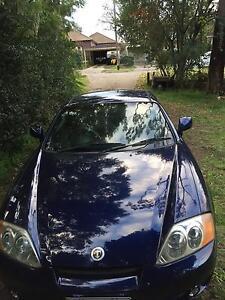 2002 Hyundai Tiburon Coupe Epping Ryde Area Preview