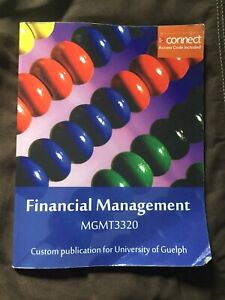 Financial Management Required Text