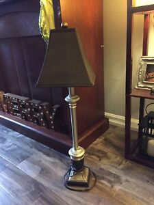 Side Table Lamp - Brand New