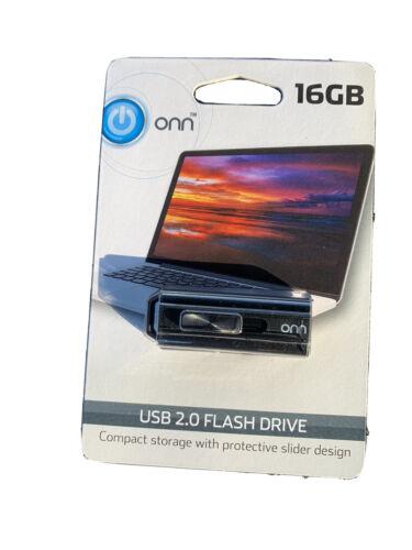 Flash Drive USB 16GB Lot Of 3 Bundle Compact Storage PC Or M