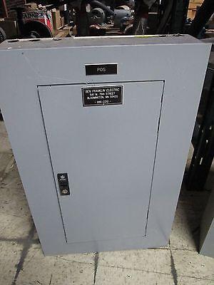 Ge Main Circuit Breaker Panel Aqf3241abx Axb4 100a Main Breaker 125a 208y120v