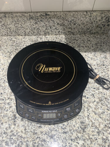 Nuwave Pic Gold Precision Induction Portable Cooktop Model #