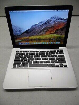 Apple MacBook Pro 8.1 A1278 i5-2415M 2.3GHZ 8GB 120GB SSD 2011 C02G84UVDRJJ