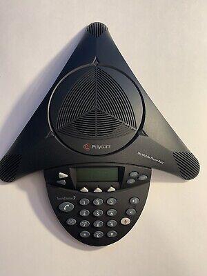 Polycom Soundstation 2 Expandable Conference Phone 2201-16200-601