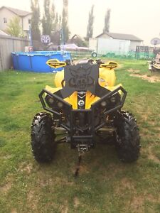 2008 Can am renegade 500 HO