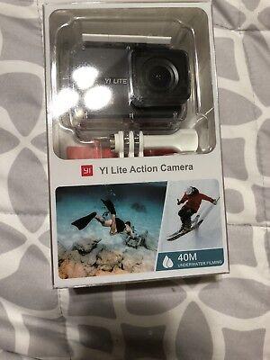 YI Lite Action camera waterproof case kit 40m  Camera Lite Kit