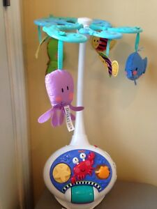 Fisher Price Under the Sea mobile