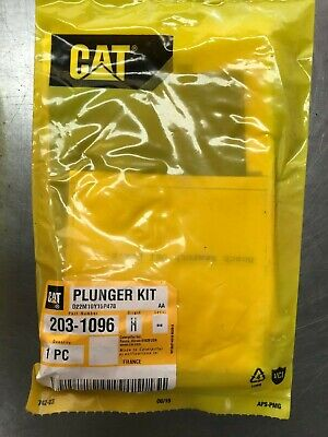 2031096 Genuine Cat Pilot Valve Plunger Kit  Caterpillar 203-1096
