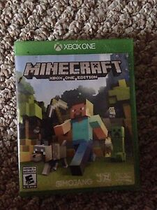 Minecraft for Xbox one make offer or trade for headset
