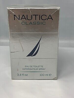 Nautica Classic eau de toilette for men 3.4 fl oz ( 100 ml =