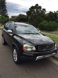 Volvo XC90 7-seater 2009 Black Auto Eastwood Ryde Area Preview