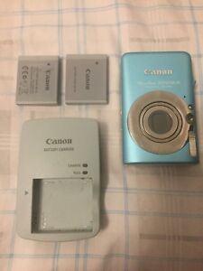 Canon Powershot SD1200IS Camera (10 megapixel)