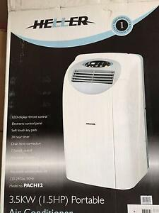 heller portable air conditioner manual