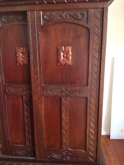 Antique cabinet Dianella Stirling Area Preview