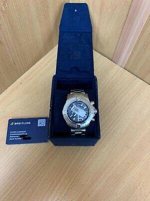 Breitling Avenger Chronograph 48 Watch - A13375