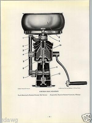 1927 Paper Ad Deere Co Cream Separator Laperle Body Powder Commercial Printing