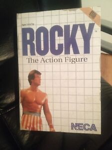 Collectible and action figures.