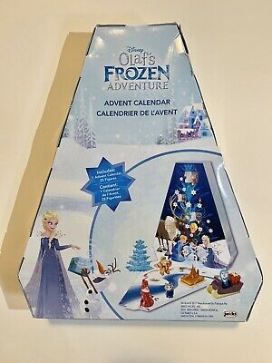 Frozen Disney Olaf's Adventure Advent Calendar