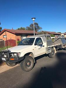 2001 Toyota Hilux Ute Tharwa Tuggeranong Preview