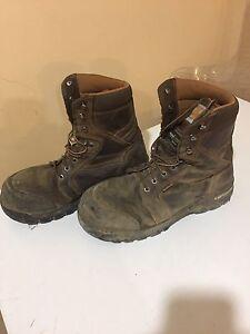 Carhartt & Terra Work Boots - Size 10