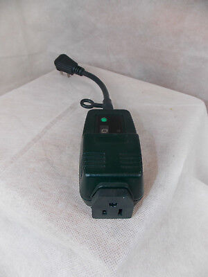 Intermatic Programmable Photoelectric Switch Single Outlet Ac