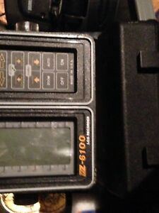 Depth finder with transducer fishing