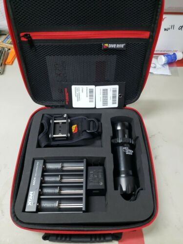 LX20+ Handheld Dive Rite Light