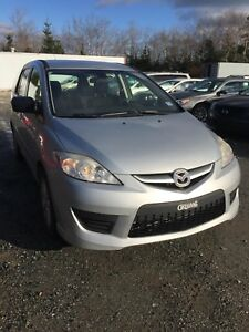 2008 Mazda5, Clean, New MVI
