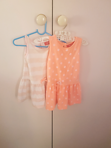 Girls size 1 dresses Kyabram Campaspe Area Preview
