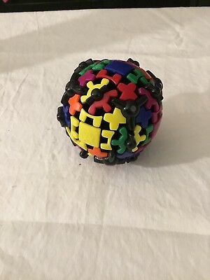 Meffert Project Genius Brain Teaser Puzzle, Assorted gear ball Assorted Brain Teaser Puzzle