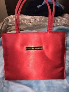 Red Beverly hill bag