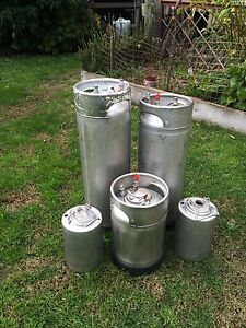 Home brew beer kegs Scoresby Knox Area Preview