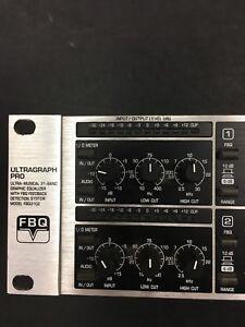 Ultragraph Pro 31 band EQ