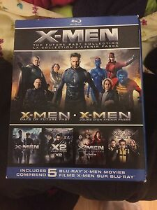 X-Men The Future Past Collection