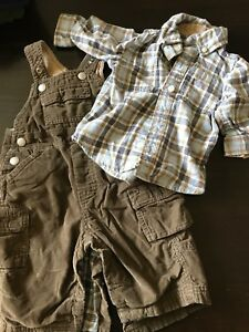 Boys 6 months clothing
