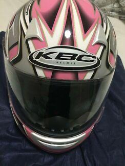 KBC motorcycle helmet Auburn Auburn Area Preview