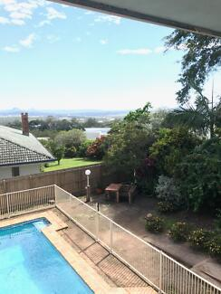 Bills included, free wifi: Buderim home with views and pool